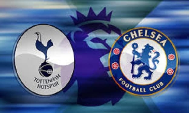 Tottenham's second 3-goal EPL defeat of season