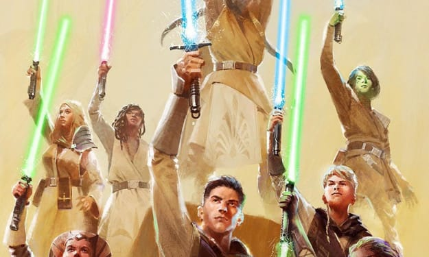 How To Become A Real-Life Jedi