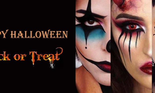 Scary Halloween Makeup Ideas that will Ignite Your Spirit!