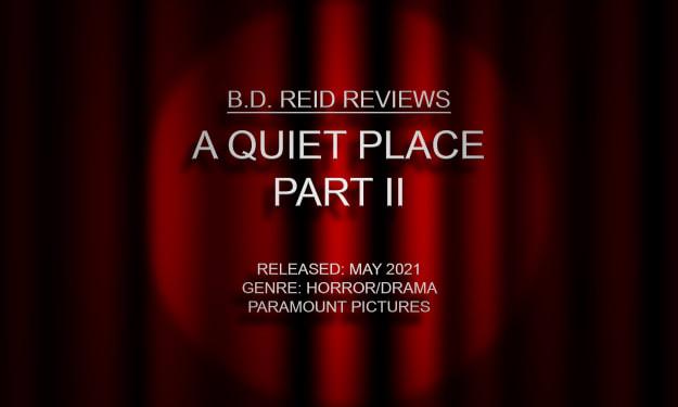 A Quiet Place, Part II (2021)