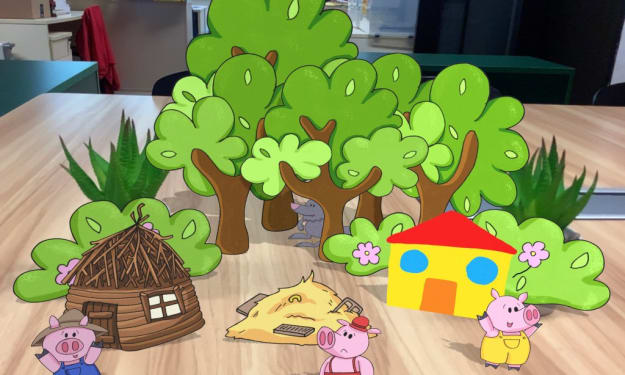 Augmented Reality Classroom Integration