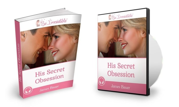 His Secret Obsession is a hugely popular relationship guide for women.