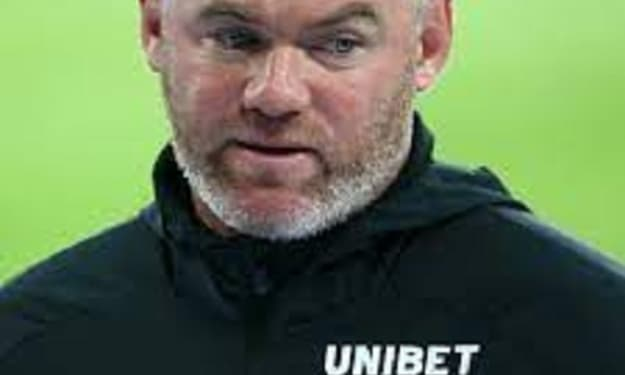 Rooney's Derby county to have 12 points Deduction after Entering Administration