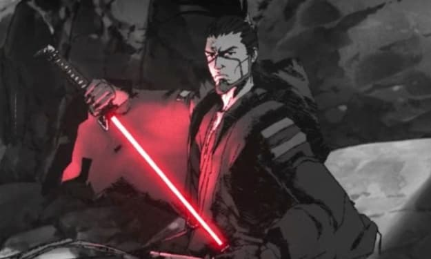 """'Star Wars: Visions' Kicks Off With """"The Duel"""""""