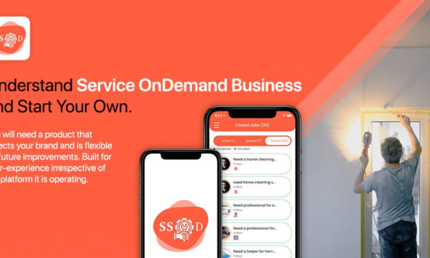 How Service on-demand apps can help your startup business to succeed?