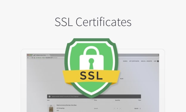Why Does An Online Shop Would Require An SSL Certificate?