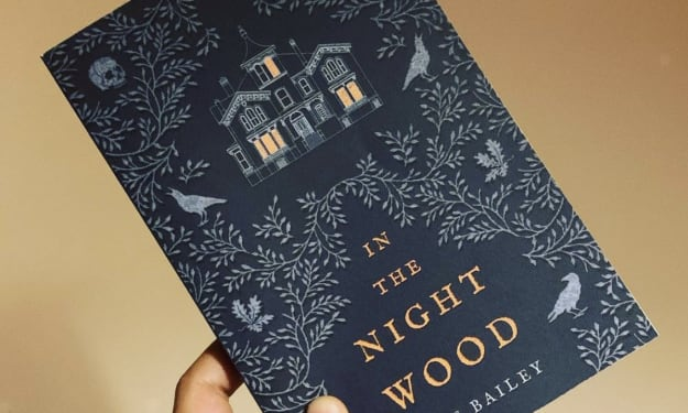 """Book Review: """"In the Night Wood"""" by Dale Bailey"""