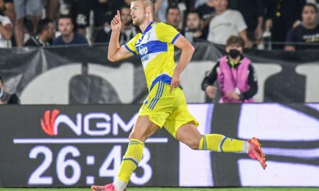 Juventus Finally get back to winning ways