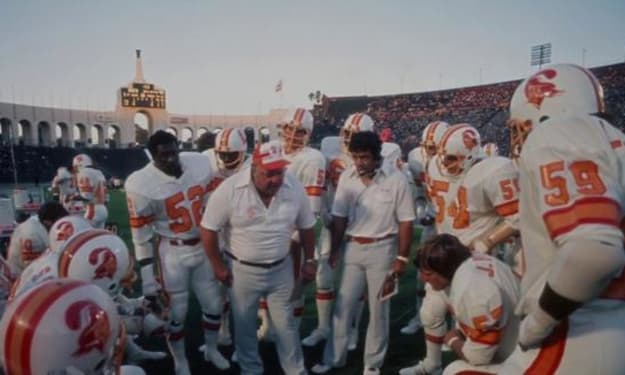 The Early History of the Tampa Bay Buccaneers