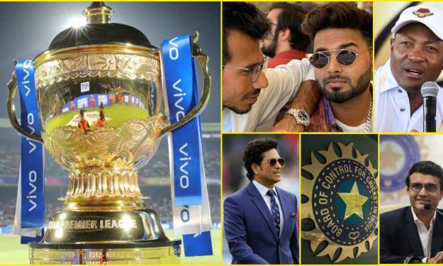 Look Through : IPL 2021   Cricket India
