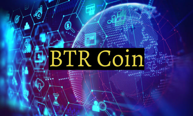 BTR Coin Cryptocurrency