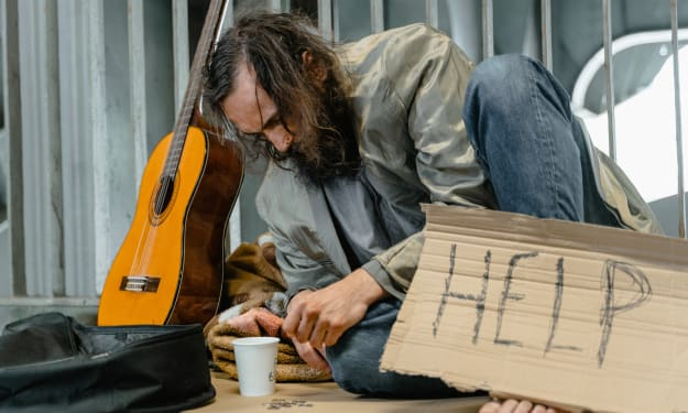 The Connection Between Mental Illness and Homelessness