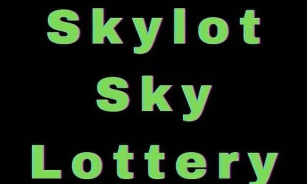Skylot Sky Lottery Result Live 28 September 2021