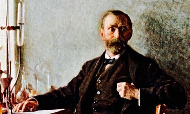 Alfred Nobel-The founder of the Nobel prize