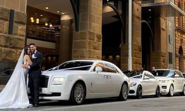 Why Luxury Wedding Cars Are A Wedding Day Essential?