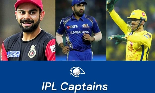 Net Worth of All 8 IPL Captains