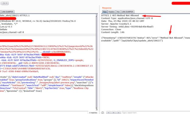 JSON CSRF Exploit Technique