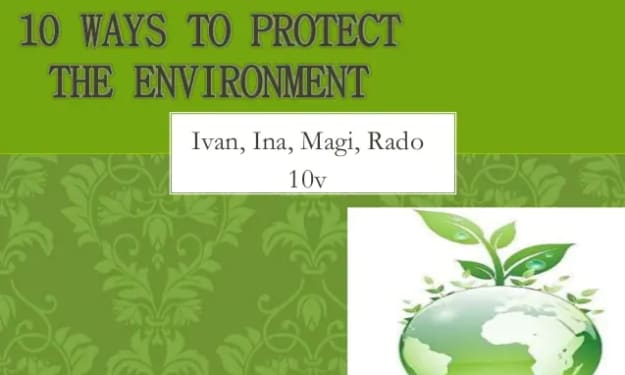 A Few Quick Tips About How Can We Protect Nature
