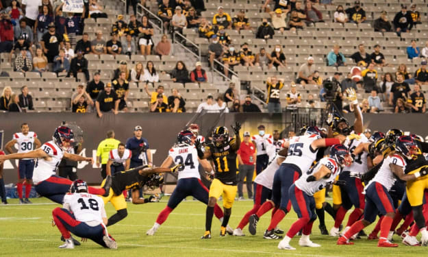 CFL Week 9 Recap:  Bombers Dominate, Working Overtime, and Key Wins