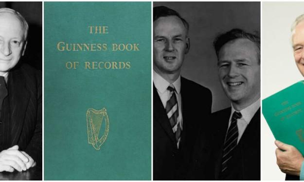 Norris McWhirter-Founder of Guinness world records