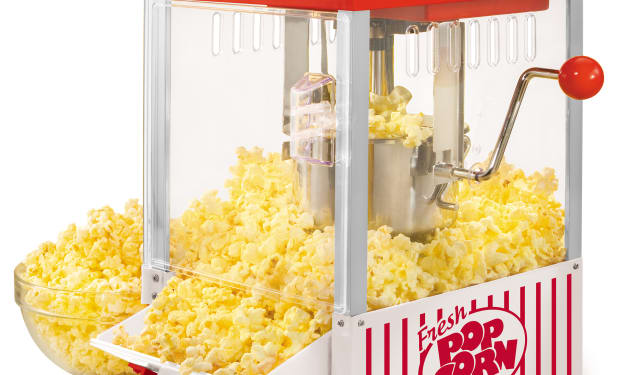 What My Popcorn Maker Taught Me About Demand in Business