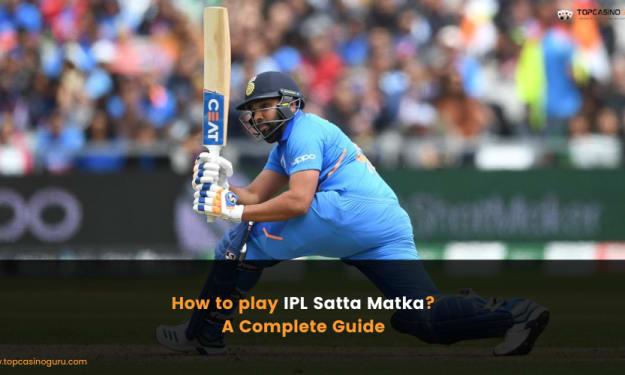 IPL Satta Matka Complete Guide