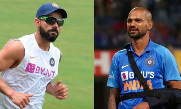 Indian Cricketers With Top Scores In Yo-Yo Test