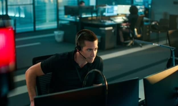 Movie Review: 'The Guilty' Starring Jake Gyllenhaal
