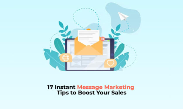 17 Instant Message Marketing Tips to Boost Your Sales