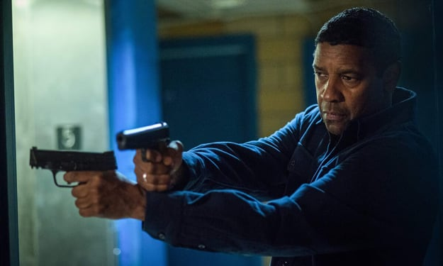 """""""The Equalizer 2"""": a knight who is a knight who is righteous and righteous. After self-salvation, he finds a response and some calmness"""