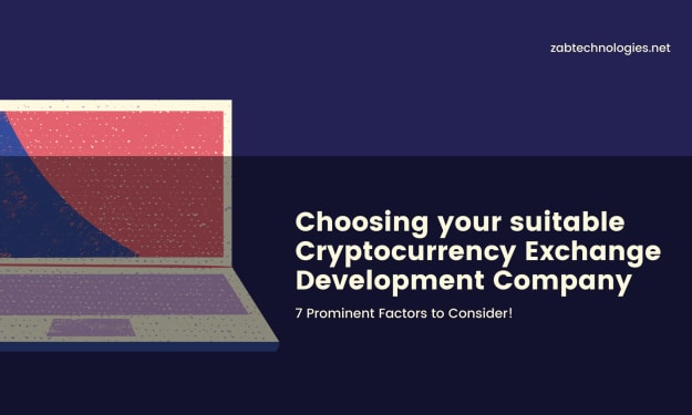 How to pick out the best Cryptocurrency Exchange Development Company?