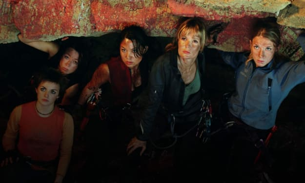The Descent - A Movie Review