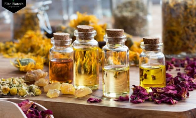 Get The Gift Of Nature Essential Oils In India
