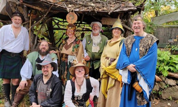 Renaissance Festival War Stories October 1/2/3, 2021