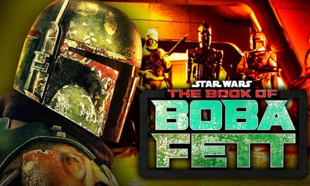 'Book of Boba Fett' Scene Leaked