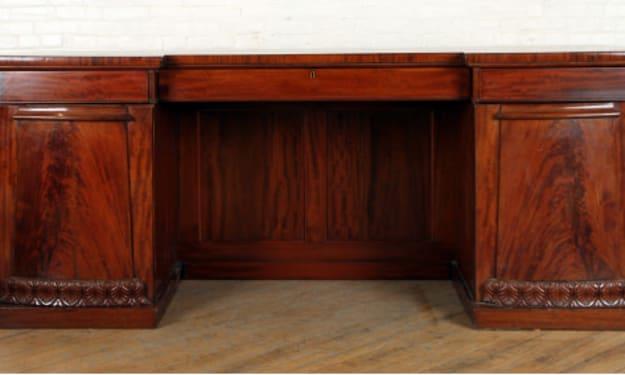 The Beauty of Regency Furniture