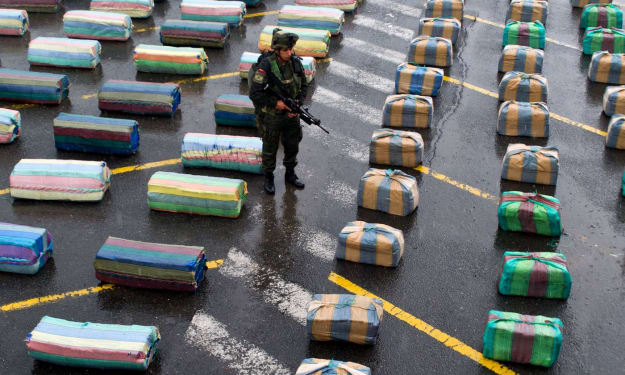 Better ways to fight the war against drugs internationally