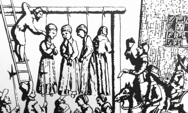 The Paisley Witch Trials