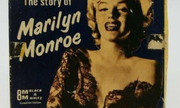 MARILYN MONROE FANS: TIME TO REJOICE