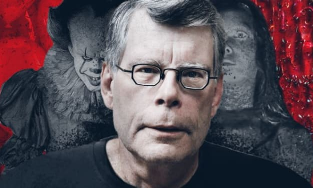 An open letter to Stephen King