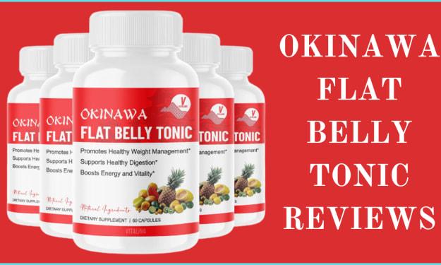 Okinawa Flat Belly Tonic Reviews: Weight Loss