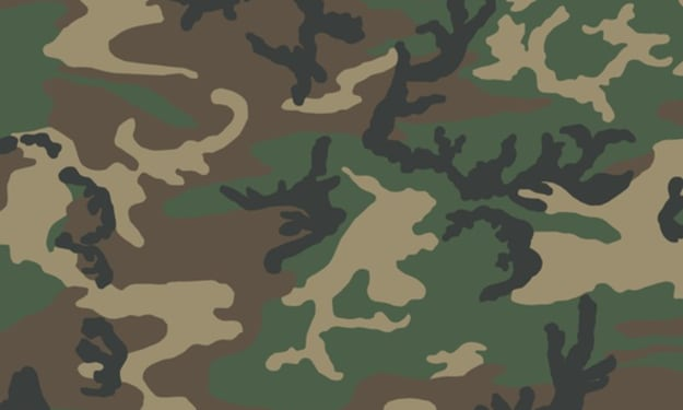 Here are 6 Certain Countries Which Ban Camouflage