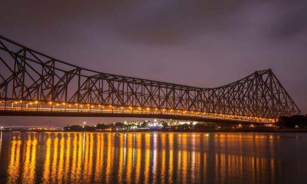 Kolkata's Howrah Bridge