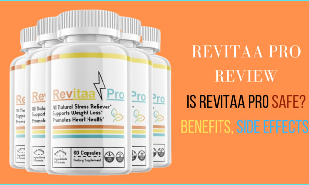 Revitaa Pro Review - Is Revitaa Pro Safe? Benefits, Side Effects!