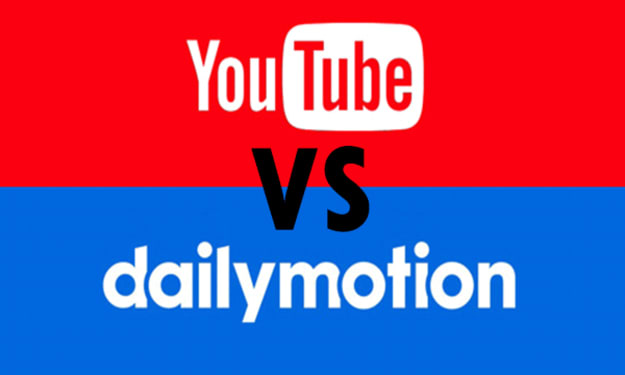 YouTube Vs daily motion-Comparison between the great sites