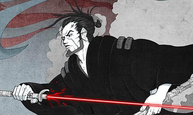 Star Wars Twitter Page Shares Beautiful 'Visions' Concept Art