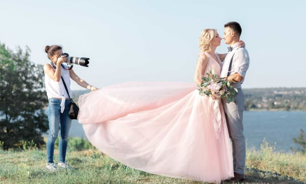 Finding the perfect photographer for your wedding