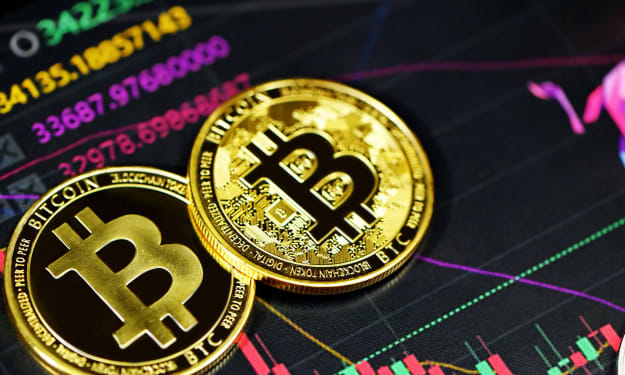 I nearly made $2700 through investing in cryptocurrency in just one month.