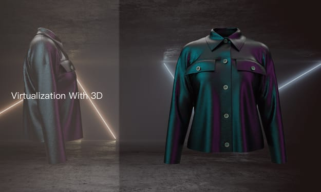 Virtualization With 3D Is Essential To Fashion Design
