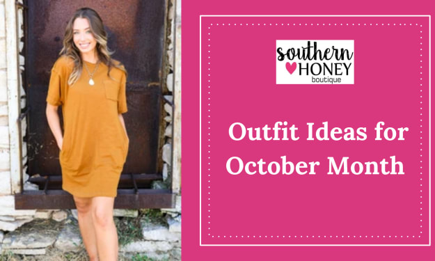 Outfit Ideas for October Month
